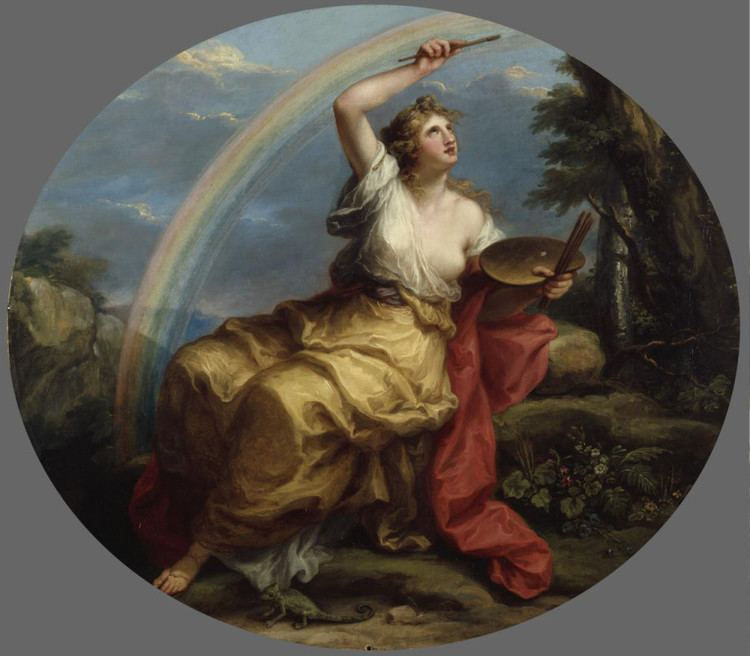 Angelica Kauffman Artist of the Month May 2014 Blog Royal Academy of Arts
