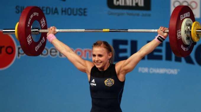Angelica Roos Mossebergs AKs Angelica Roos siktar mot OS i Rio Sport GT
