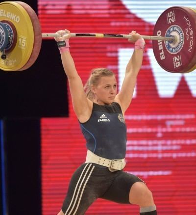 Angelica Roos Angelica Roos Olympic Weightlifting Strength Sport Nutrition