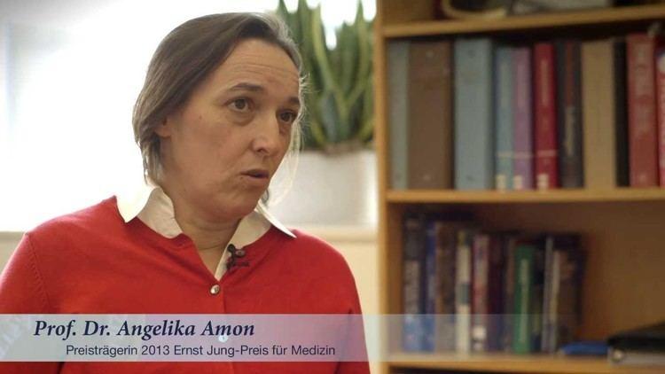 Angelika Amon Professor Angelika Amon MIT erhlt Ernst JungPreis fr