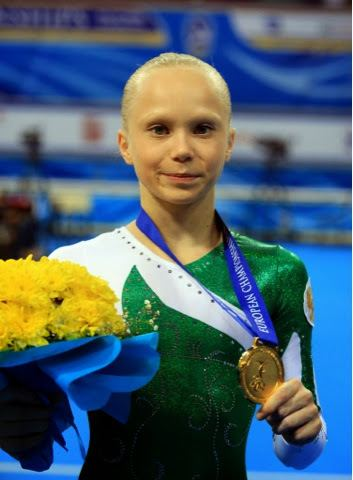 Angelina Melnikova Angelina Melnikova Junior European Champion Rewriting Russian