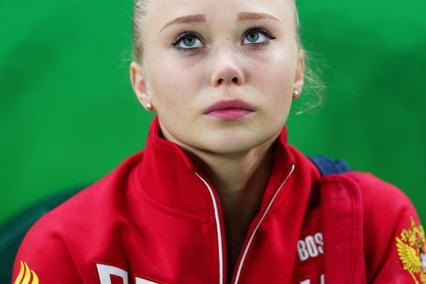 Angelina Melnikova Angelina Melnikova in Gymnastics Artistic Olympics Day 2 Zimbio