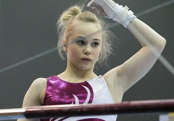 Angelina Melnikova A Reflection on the Russian Championships The Couch Gymnast