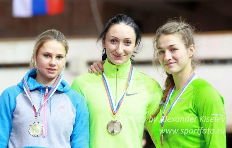 Angelina Zhuk-Krasnova RusAthletics Russian Athletics