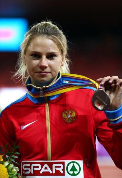 Angelina Zhuk-Krasnova Angelina ZhukKrasnova Pictures 22nd European Athletics