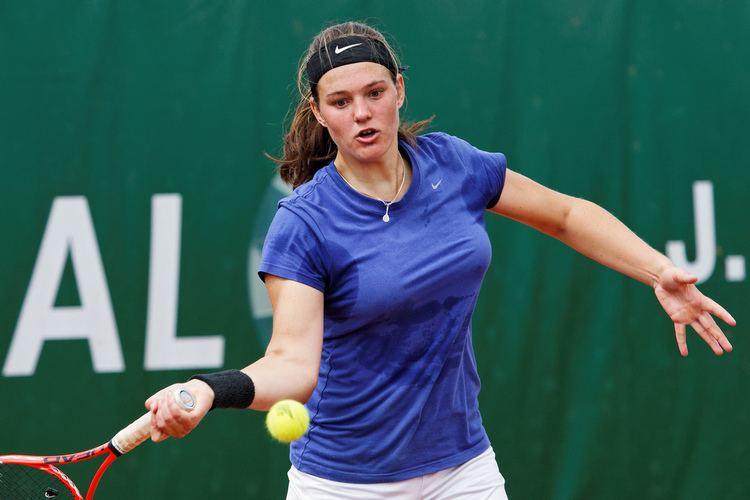 Angelique van der Meet Angelique van der Meet Nationaal Tennis Kampioenschappen Flickr