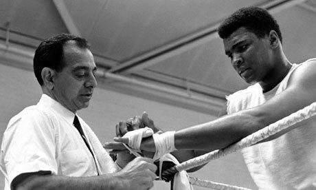 Angelo Dundee Boxing trainer Angelo Dundee dies Sport The Guardian