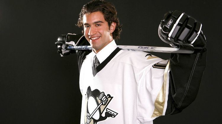 Angelo Esposito NHL Far from the NHL former top Pittsburgh Penguins prospect