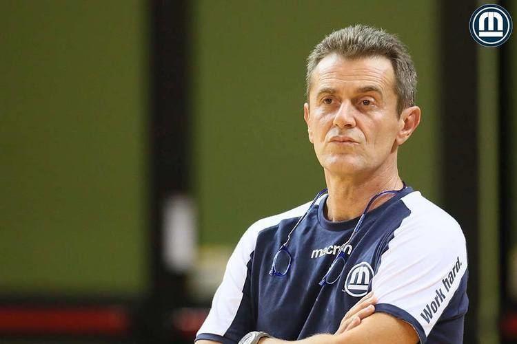 Angelo Lorenzetti Modena Volley Parla coach Angelo Lorenzetti Non siamo i pi forti