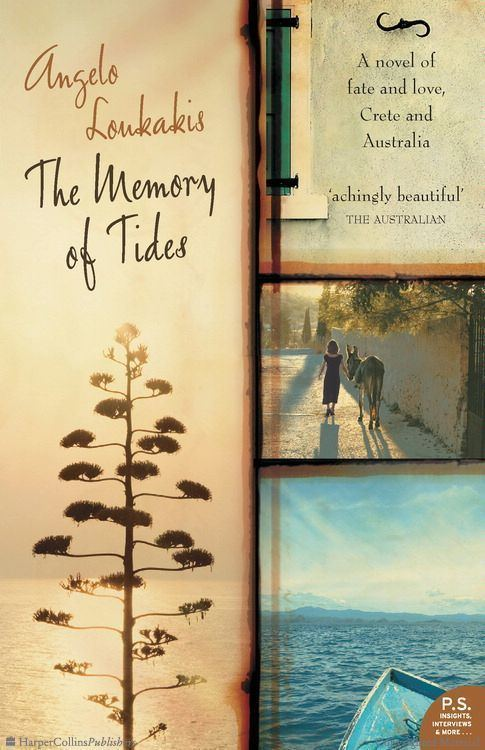Angelo Loukakis Browse Inside The Memory Of Tides by Angelo Loukakis
