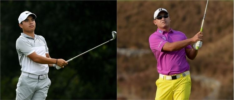 Angelo Que Tabuena and Que aim to add colour to World Cup of Golf Asian Tour