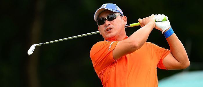 Angelo Que MyOlympicDream Angelo Que Asian Tour Professional Golf in Asia