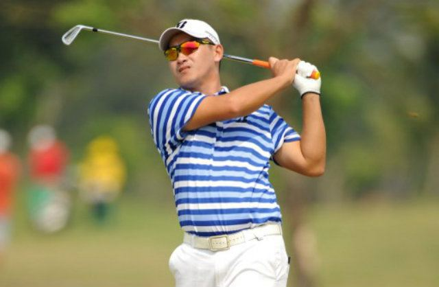 Angelo Que PH golfer Angelo Que pulls out of Rio Olympics due to Zika virus