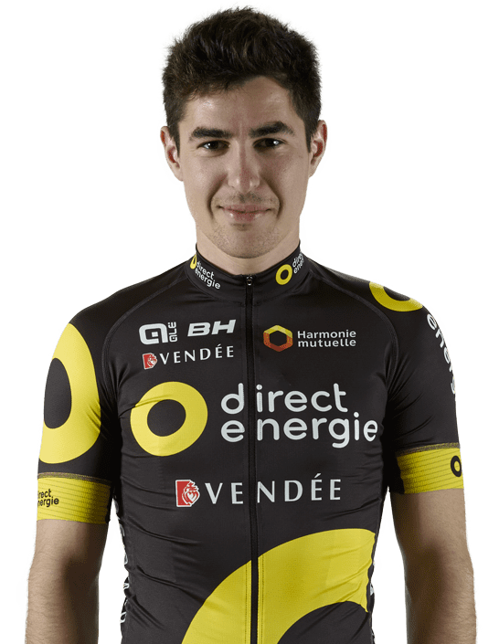 Angelo Tulik Angelo Tulik Team Direct Energie Pro Cycling