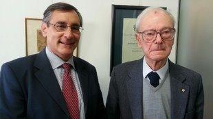 Angelos Chaniotis Prof Angelos Chaniotis from Princeton Uni is visiting Australia