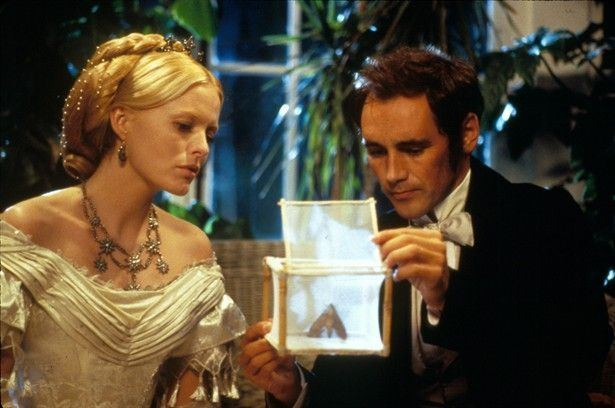 Angels %26 Insects movie scenes Patsy Kensit and Mark Rylance in 1995 film by Philip Haas Angels and Insects