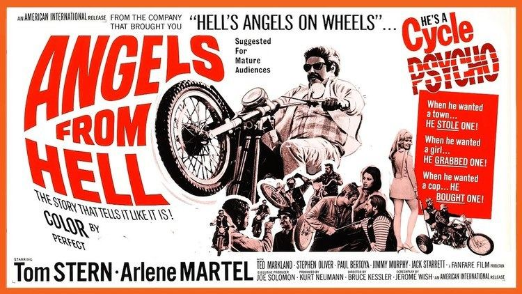 Angels from Hell Angels From Hell 1968 Trailer Color 157 mins YouTube