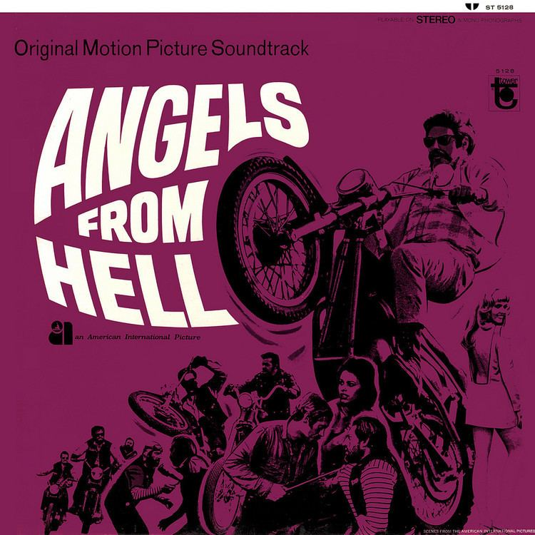Angels from Hell Film Music Site Angels from Hell Soundtrack Various Artists Stu