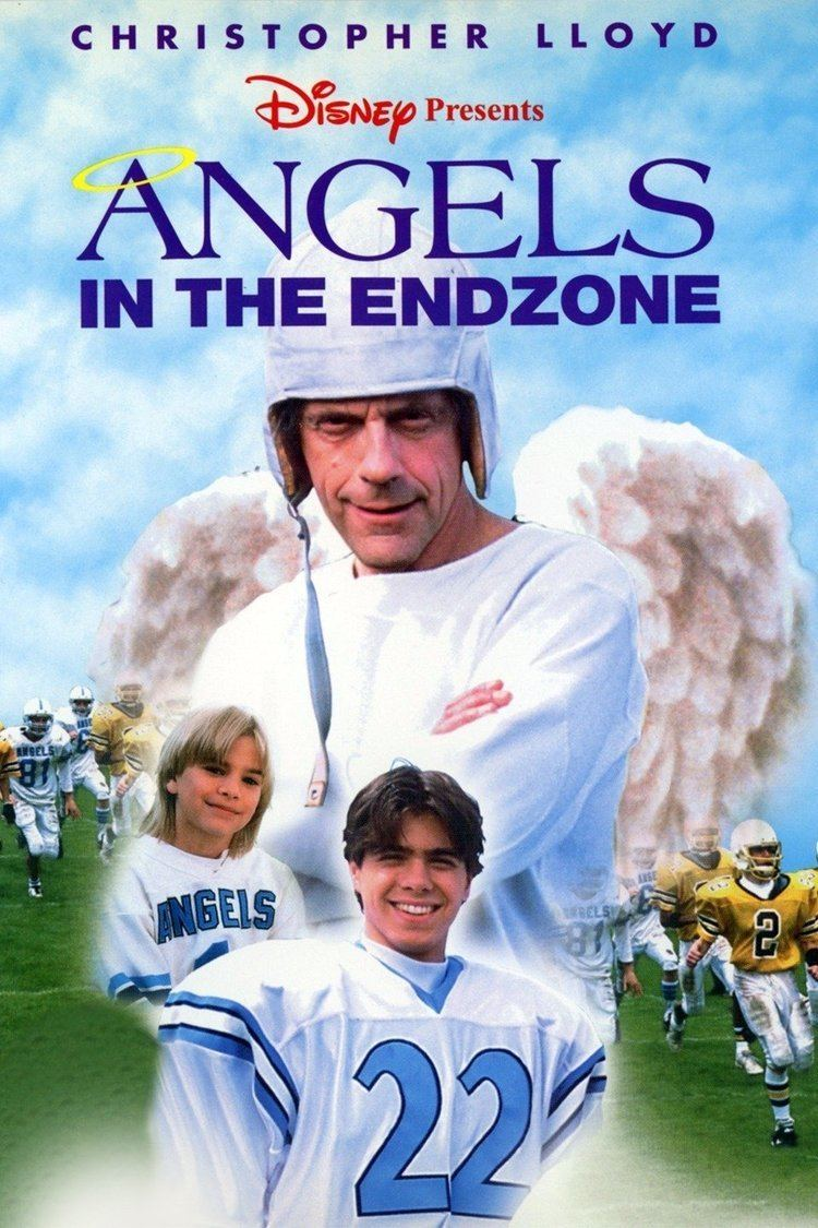 Angels in the Endzone wwwgstaticcomtvthumbmovieposters19655p19655
