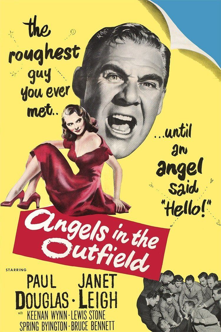 Angels in the Outfield (1951 film) wwwgstaticcomtvthumbmovieposters1714p1714p