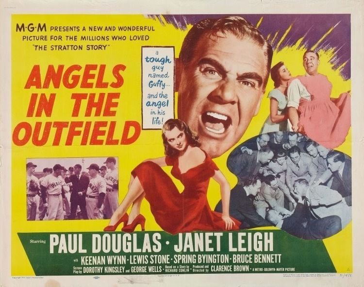Angels in the Outfield (1951 film) Angels in the Outfield 1951 film Alchetron the free social