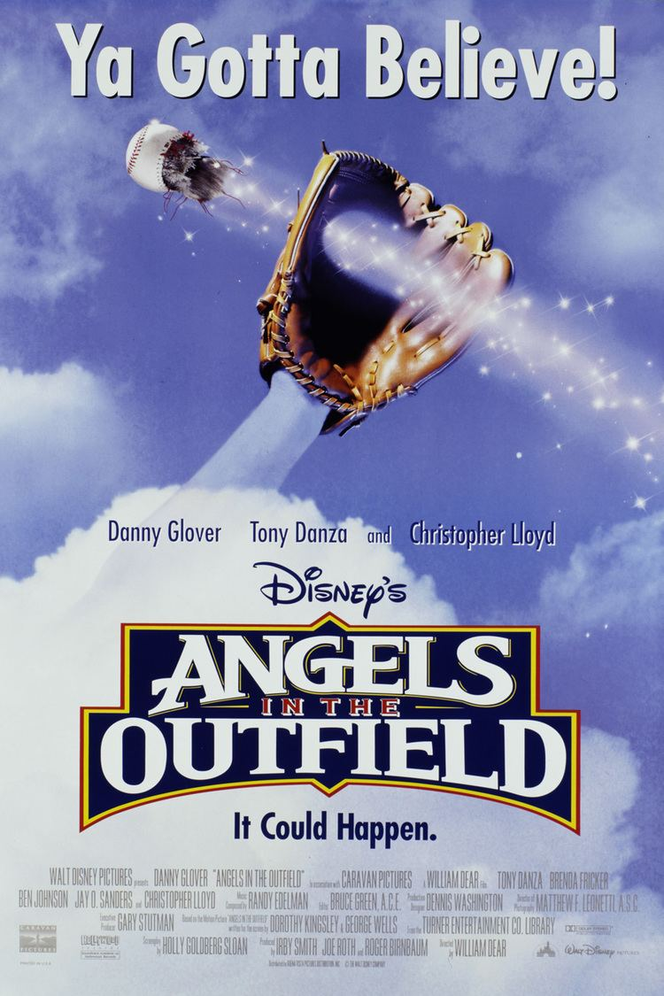 Angels in the Outfield (1994 film) wwwgstaticcomtvthumbmovieposters15835p15835