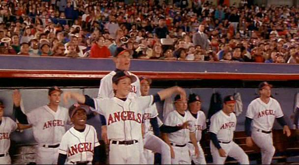 Angels in the Outfield (1994 film) Angels in the Outfield Hollywood Movie Jerseys Top Sports Movies