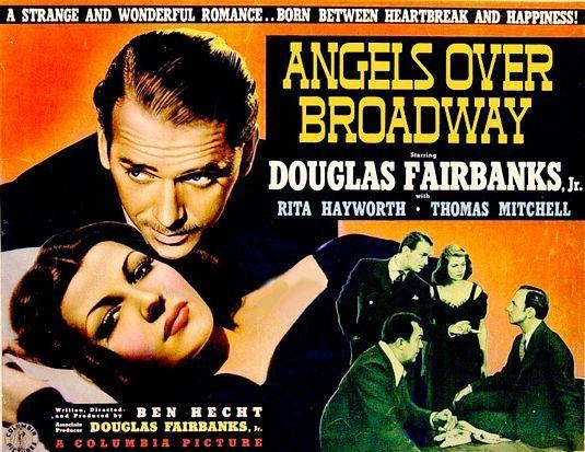 Angels Over Broadway Angels Over Broadway Movie Poster 3 of 3 IMP Awards