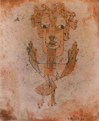 Angelus Novus The Angel of History