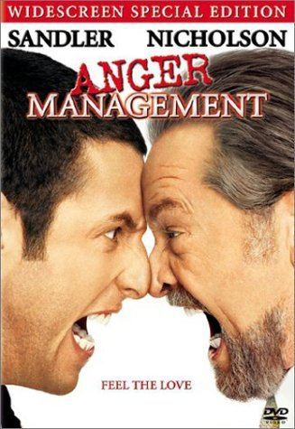 Anger Management (film) Amazoncom Anger Management Widescreen Edition Woody Harrelson