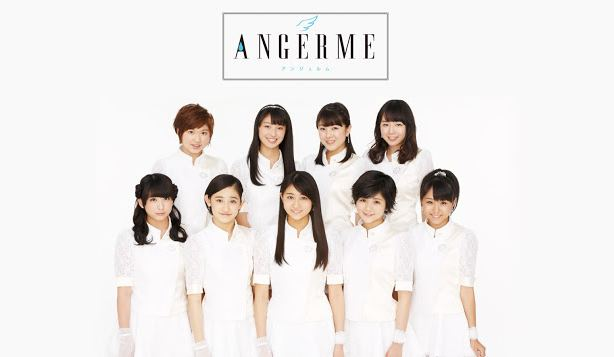 Angerme smileage is now ANGERME ARAMA JAPAN