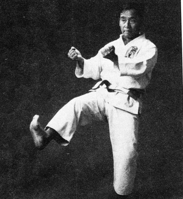 Angi Uezu Isshinryu Karate Donald Bohans Memorial Website Angi Uezu