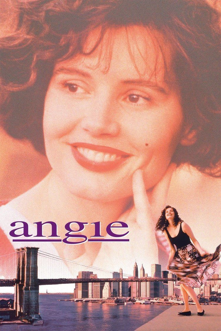 Angie (1994 film) wwwgstaticcomtvthumbmovieposters15459p15459