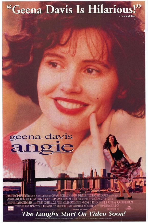Angie (1994 film) All Movie Posters and Prints for Angie JoBlo Posters