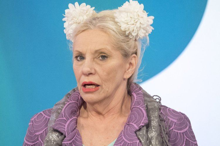 Angie Bowie Celebrity Big Brother39s Angie Bowie shuts down Loose Women presenter