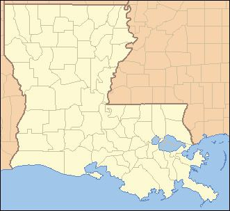 Angie, Louisiana