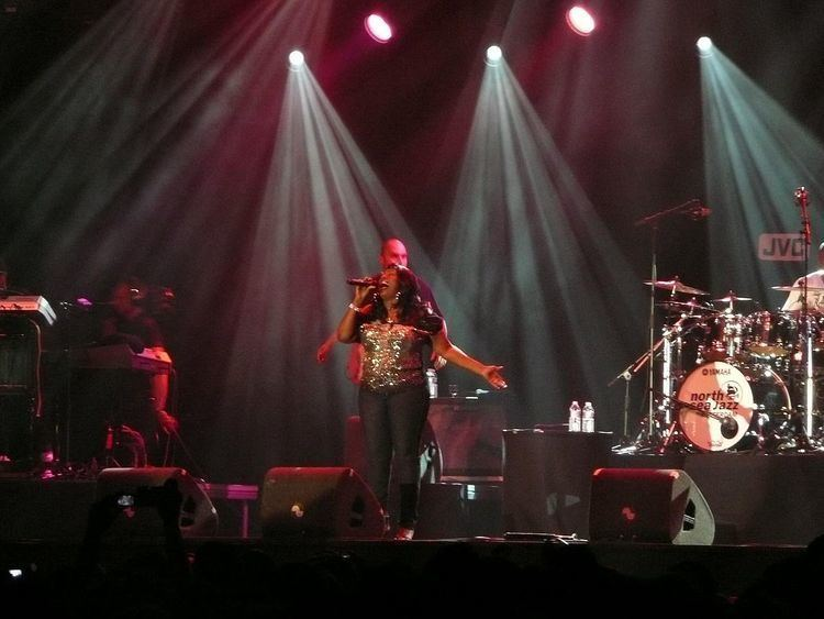 Angie Stone discography