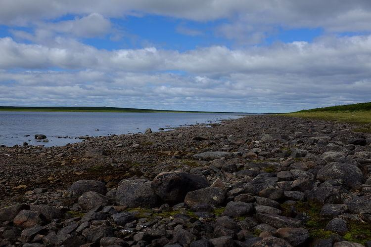 Angikuni Lake