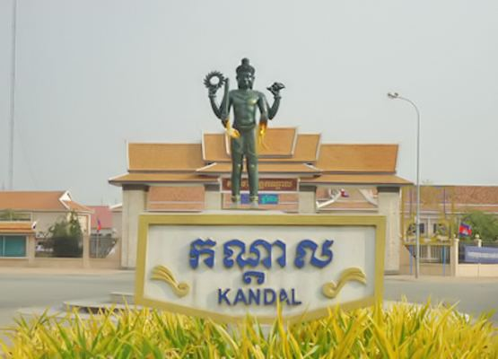 Angk Snuol District
