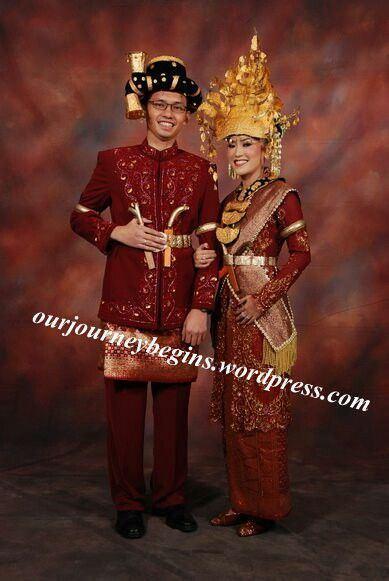 Angkola people Pakaian pengantin adat batak angkolamandailing apakah saya akan