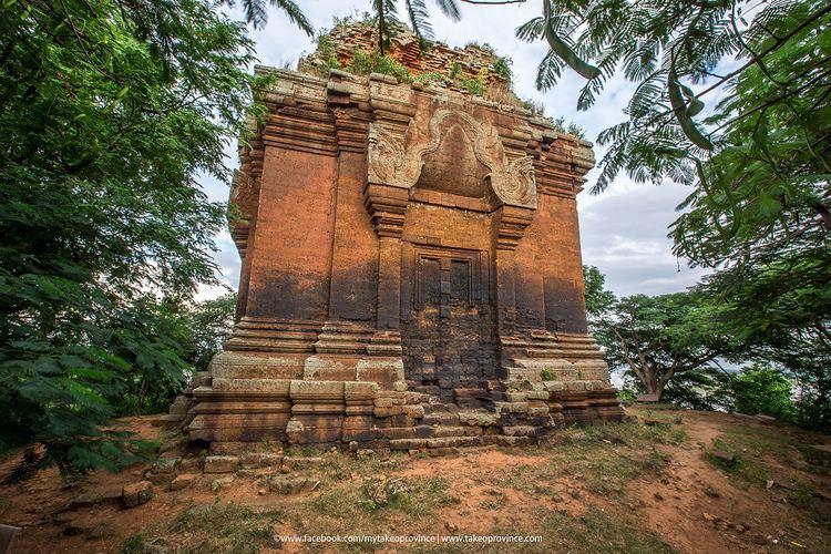 Angkor Borei and Phnom Da Amazing Place At Angkor Borei and Phnom Da In Cambodia KHMERLINE168