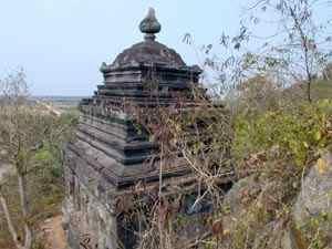 Angkor Borei and Phnom Da Phnom Da Ta keo cambodia Phnom Da temple near Ta keo cambodia