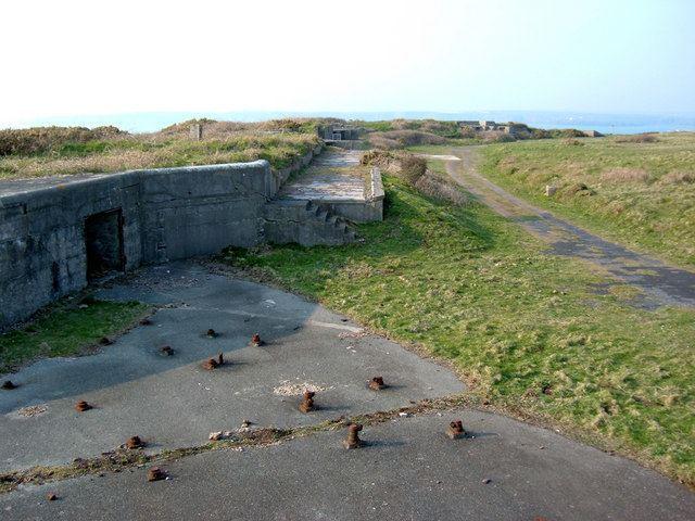 Angle Peninsula Coast