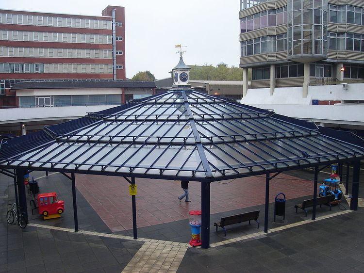 Anglia Square Shopping Centre, Norwich