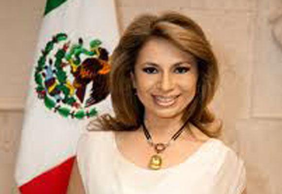 Angélica Araujo Lara Anuncian a Anglica Araujo Lara como delegada general del CEN del