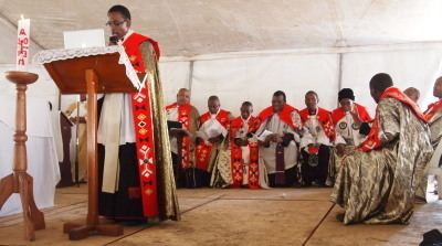Anglican Diocese of Mthatha FamilyDay2013