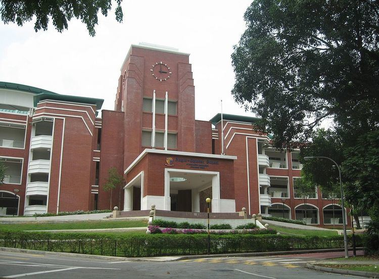 Anglo-Chinese School (Barker Road)