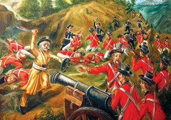 Anglo-Nepalese War The Pashmina War Nation Nepali Times