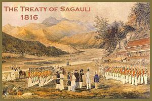Anglo-Nepalese War AngloNepalese War Wikipedia