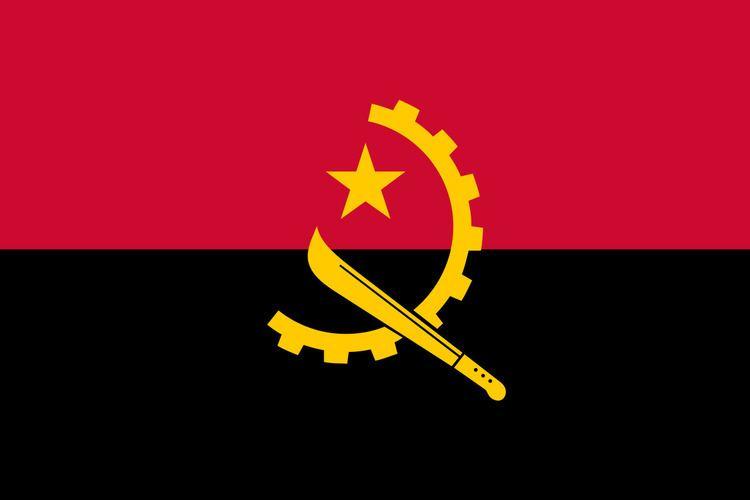 Angola at the 2013 World Aquatics Championships